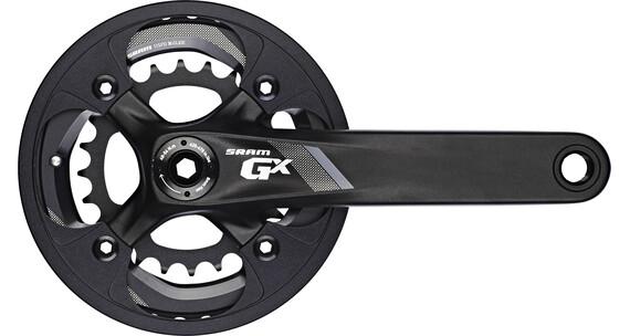 SRAM GX-1000 36/24 zęby 11-rzędowe BB30 czarny